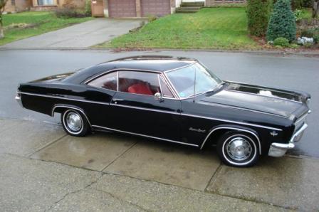 1966 Impala 2dr Hard Top Interior Kit