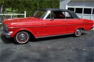 1962 1963 nova interior kit convertible w bench seat. Black Bedroom Furniture Sets. Home Design Ideas